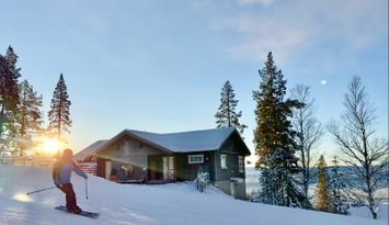 Björnrikes bästa Ski in Ski out - Vemdalen