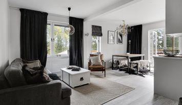 Lyxig lägenhet i Järvsö 3 min från backen (K-10A)