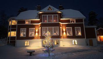 Välkommen till vackra Kristines Gård, Järvsö