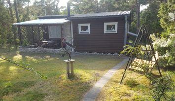 Stuga i Ireviken på Gotland