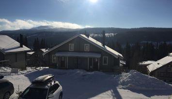 Mysig lägenhet i Tegefjäll - vinter/sommar