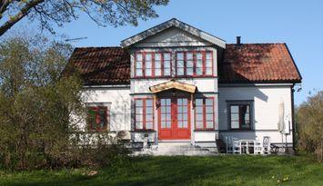 Södergården Svartsö, Exklusiv sjöfastighet