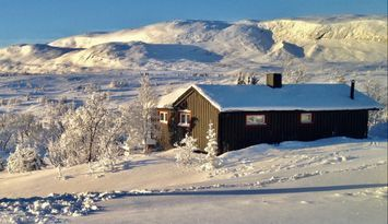 Cabin with a fantastic location in Åre