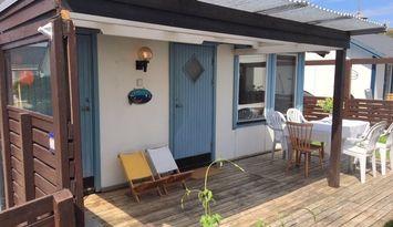 Ferienhaus in Tylösand, Nahe Tjuvahålan