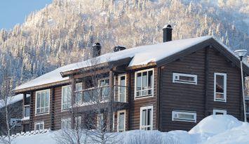 Vikbäcksvägen 2B, nära skidbacken i Åre Björnen