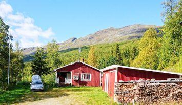 Fjällstuga uthyres i Kittelfjäll