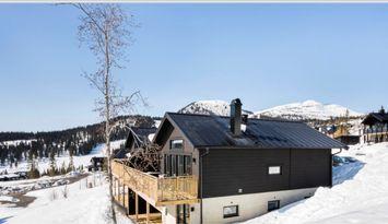 Ski-in modernes Haus in Sadeln, Åre