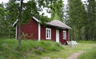 Stugor i Södra Småland