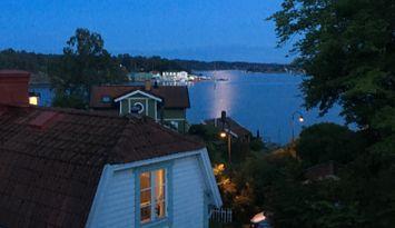 Uthyres charmigt hus på Dalarö