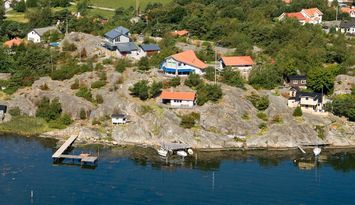 New cottage at the sea 15 km from Gothenburg