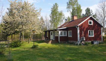 Charmigt torp nära Västervik o Vimmerby