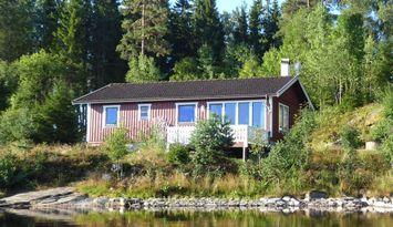 Sommarstuga i Revesjö, med strandtomt