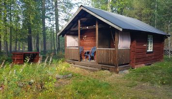 Mysig stuga i Hedeviken 10 min från Sonfjället