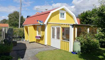 Hütte in Lysekil!