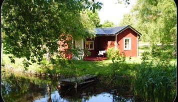 Mysig Stuga Lärbro/ Nyhamn, Gotland Uthyres