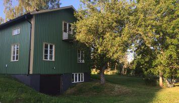 Villa i Docksta, Höga Kusten nära djur och natur