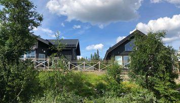 Vemdalsskalet - 2 Cottages with 10+2 bäddar