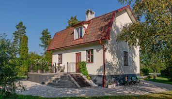 Trevligt hus på Norra Gotland i Rute Valleviken