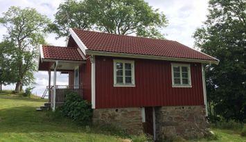 Stuga 4 bäddar nära Slussen, Henån, Orust,Bohuslän