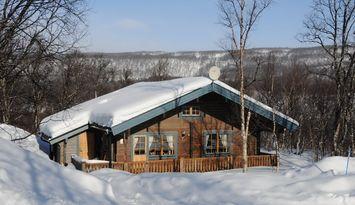 Cozy mountain cabin, Ramundberget