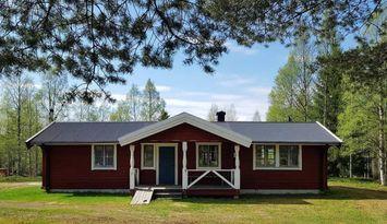 Stuga 11 i vildmarksstugby- Hamra, Orsa Finnmark