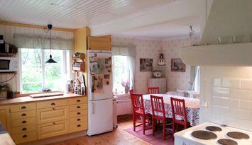 Skippers house in Roslagen, Herrang