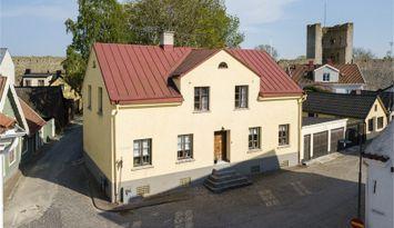 Lägenheter uthyres i Visby innerstad