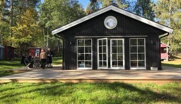 Fräscht hus i sjönära läge, Arvika Västra Sund