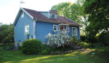 Granne med Stora Alvaret - Blåa huset