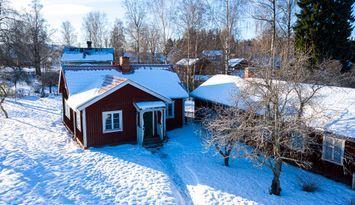 Stuga i Romme - nära Borlänge