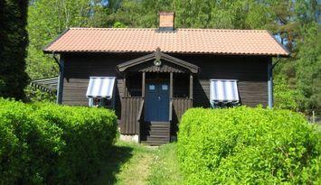 House on an icelandic horse farm