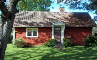 Cottage in the country sida