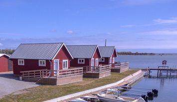 Ferienhytte nur 5 Meter von der Ostsee !