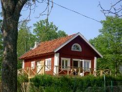 Schönes Ferienhaus in Nähe des Wassers auf Värmdö