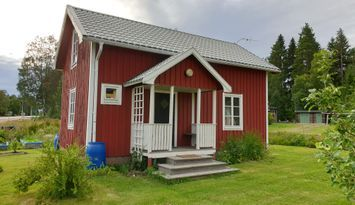 Gårdshus i Haffsta, 15 km söder om Örnsköldsvik