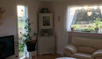 Newly built holiday home in idyllic Småland landsc