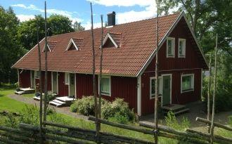 Hus på landet, med sjöutsikt, i Degerfors Värmland