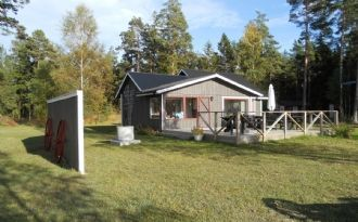 Nice little house with 4- 12, beds in Gotland