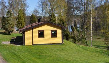 Naturskönt boende nära Storsjön i Rumma Åtvidaberg