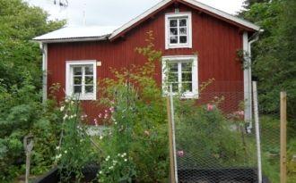Stuga i Sundborn, Falun