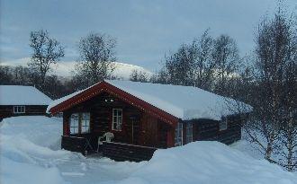 Tänndalen, 4-Bett-Ferienhaus am Skilift Tänndalen