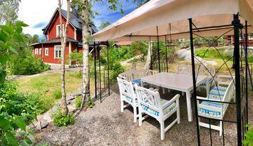 Sjönära Skarpö, Vaxholm, Stockholm, skärgården