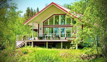 House by the lake Värmeln i Värmskog-Värmland