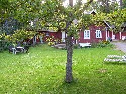 Cottage in the Stockholm archipelago