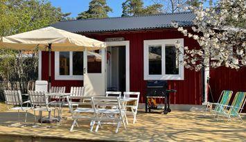 Öland/Byrum- Stuga vid sandstranden, Byrum Sandvik