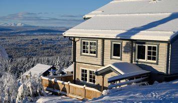 Best living in Swedish mountain -