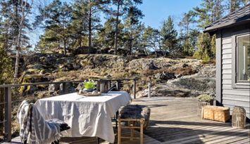 Skärgårdhus i toppskick, 45 minuter till Stockholm