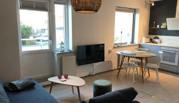 Snygg, nyrenoverad lägenhet i Kungshamn