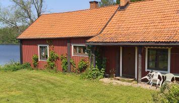 Ferienhaus nahe See in naturschönes Gebiet