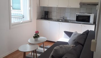 Cosy apartment centrally located in Strömstad